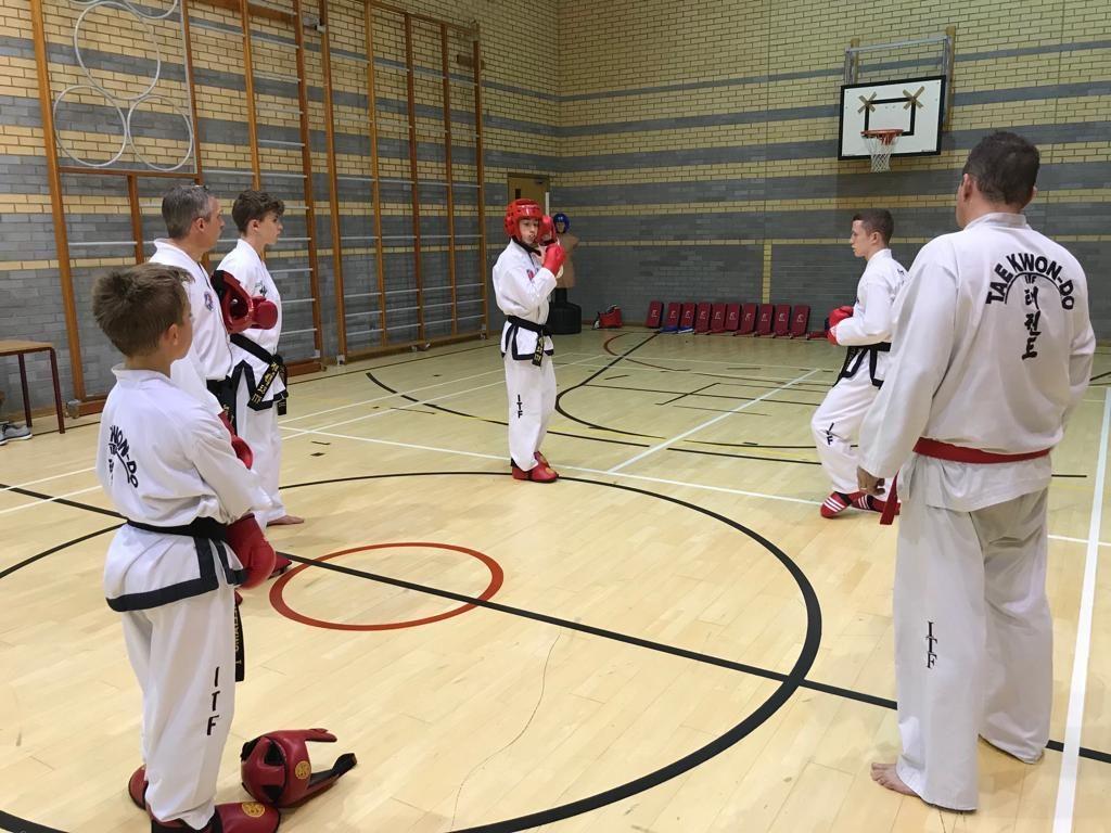 Kettering Taekwon-Do Academy
