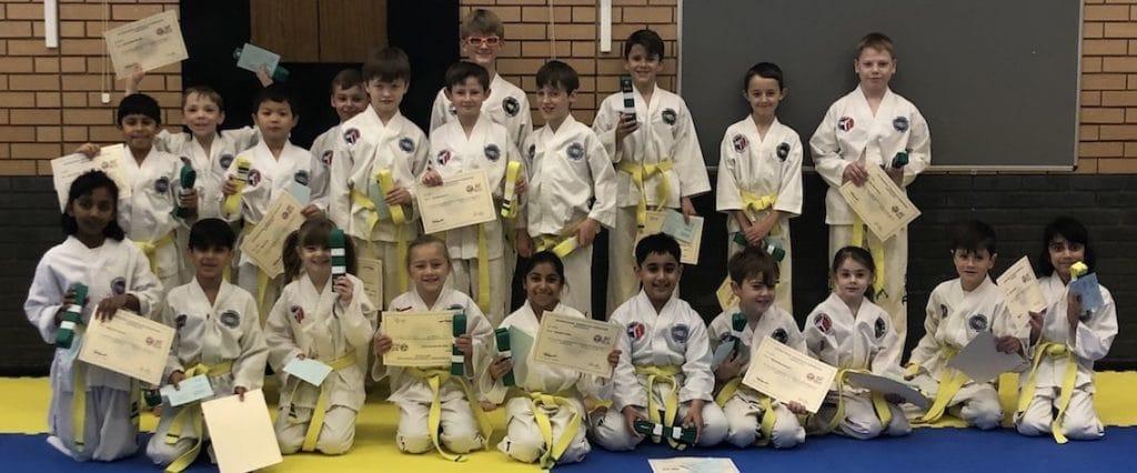 , Cadets, HSTS Taekwon-Do - Martial Arts Club