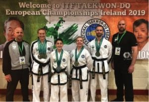 , ITF European Championships 2019, HSTS Taekwon-Do - Martial Arts Club