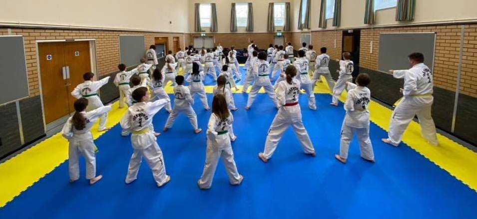 Taekwon-Do for Children in Hitchin