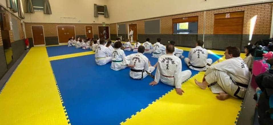 , Test Landing Page, HSTS Taekwon-Do - Martial Arts Club
