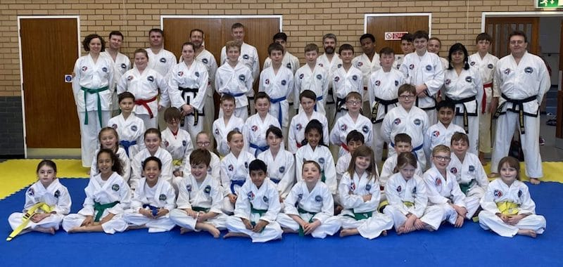 , About Us, HSTS Taekwon-Do - Martial Arts Club