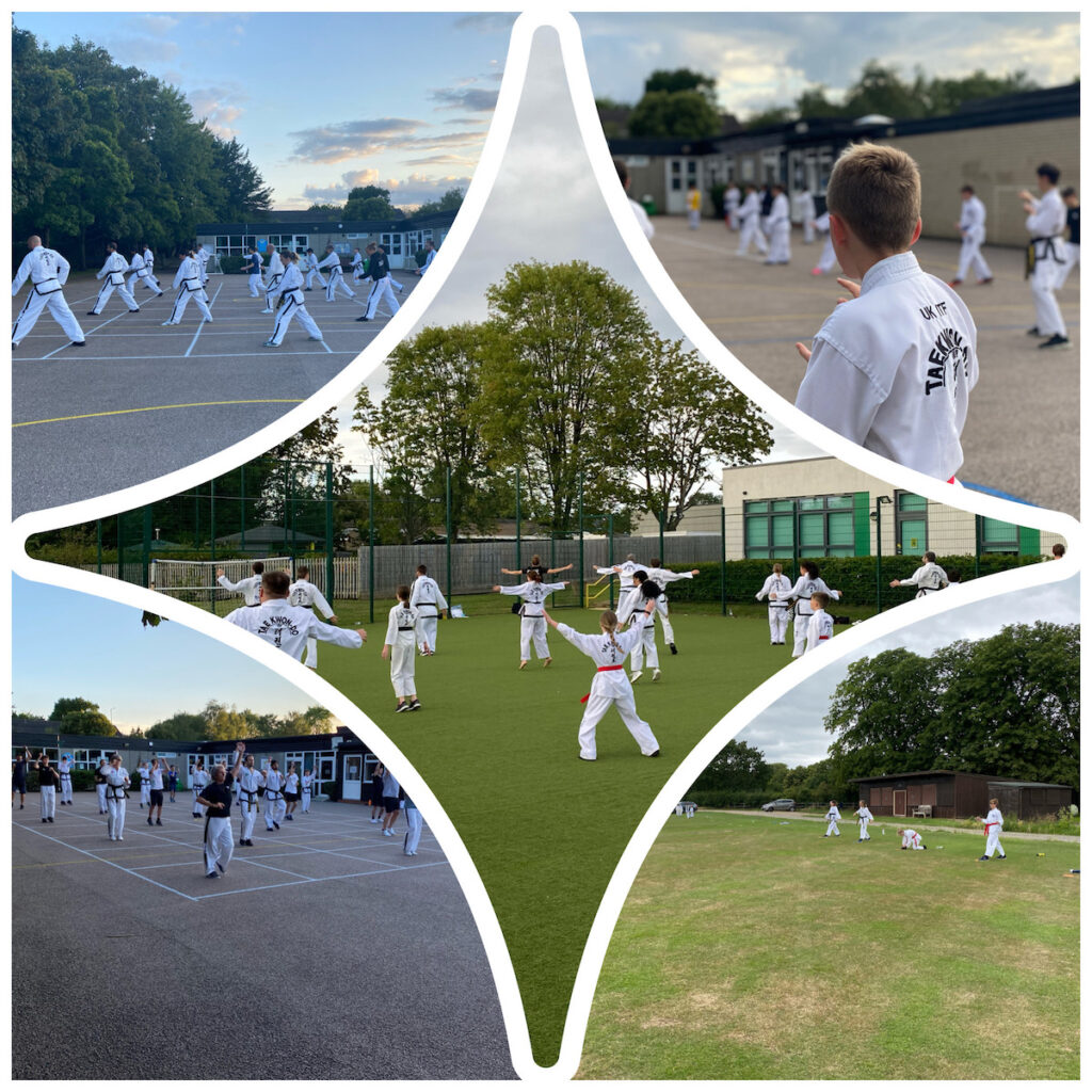 , Important Info – Training week commencing 27th July 2020, HSTS Taekwon-Do - Martial Arts Club