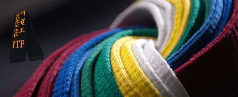 , Gradings, HSTS Taekwon-Do - Martial Arts Club