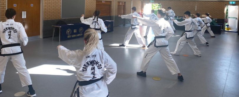 , All Events, HSTS Taekwon-Do - Martial Arts Club